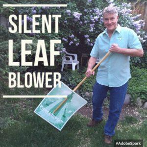 SilentLeafBlower